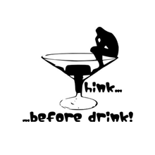 Think Before Drink